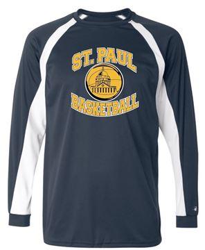 Picture of Shooting Shirt Badger - B-Core Hook Long Sleeve T-Shirt (4154)